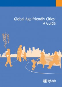 global age-friendly cities guide cover