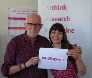 #AIDSageism: Raising Awareness for Older People with HIV