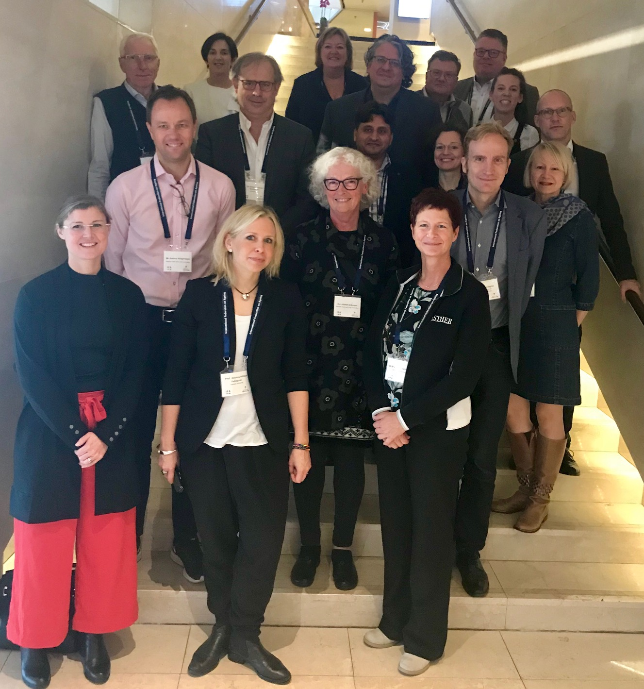 """Vaccination and the at-risk population of adults with heart and lung conditions"" Expert Meeting, Stockholm, Sweden"