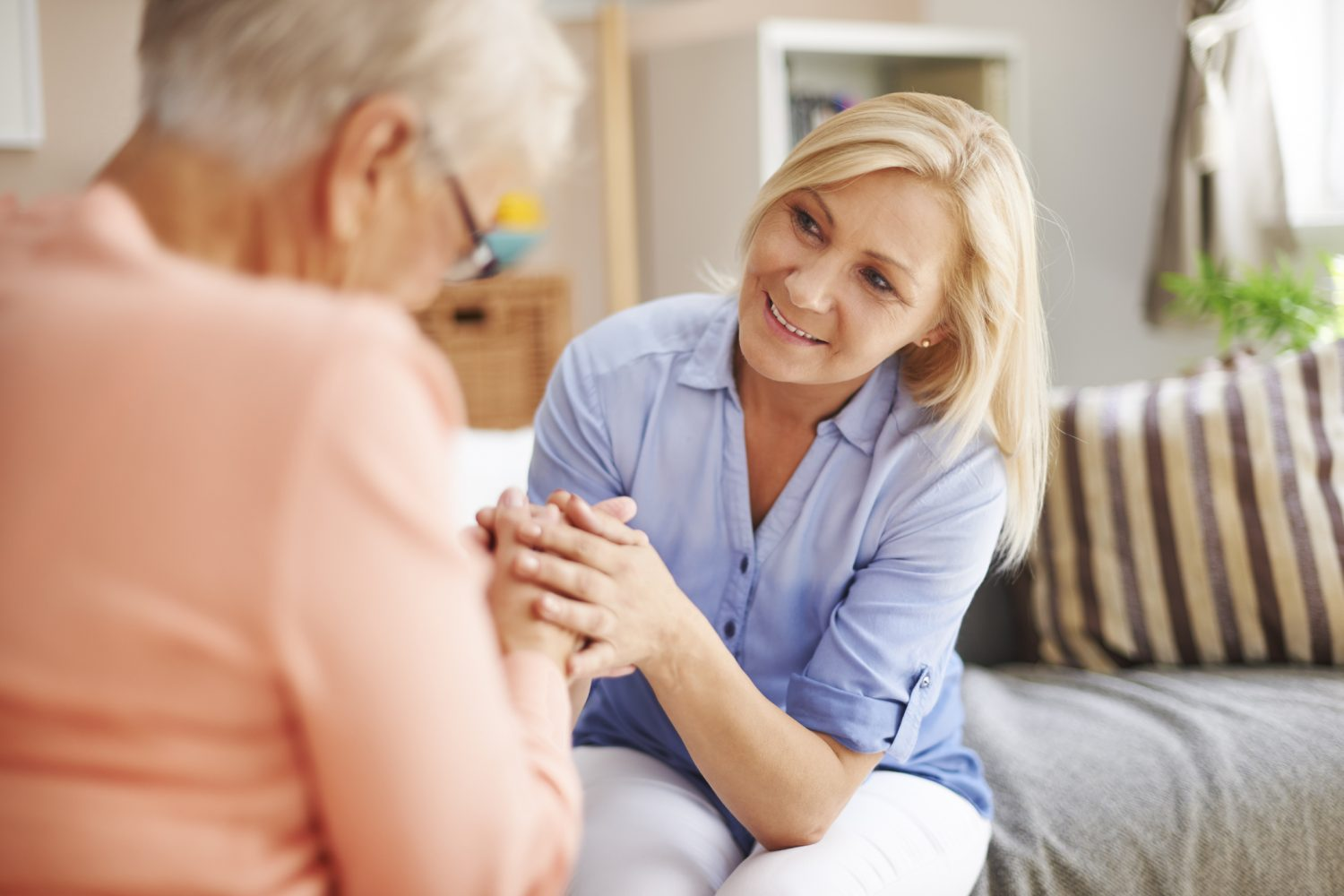 Healthy Lung Month: The Role of a Caregiver