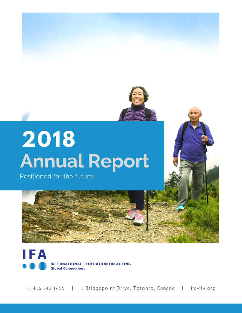 2018 Annual Report – Now Available