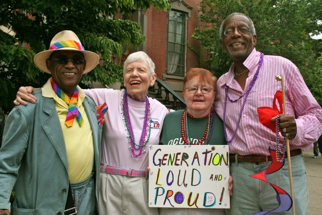 Reflecting on the United States 'National Honour our LGBT Elders Day'