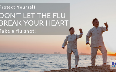 Fill in the gaps: Don't let flu break your patient's heart