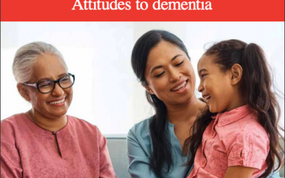 Press Release: World's largest dementia study reveals two thirds of people think dementia is a normal part of ageing, rather than a medical condition
