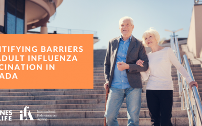 Press Release: IFA Launches Report Identifying Barriers to Adult Influenza Vaccination in Canada