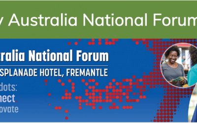 Press Release: The IFA at Age Friendly Australia National Forum, Shared Commitment of a Better World for Older People