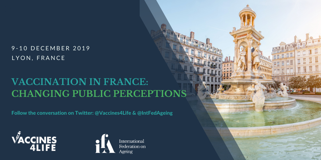 Press Release: The IFA Welcomes Delegates to an Expert Meeting 9-10 December on Vaccination in France: Changing the Public Perception