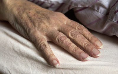 COVID-19 pandemic: palliative care for elderly and frail patients at home and in residential and nursing homes