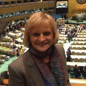 IFA UN Representative Dr Cynthia Stuen on Generation Bold Radio