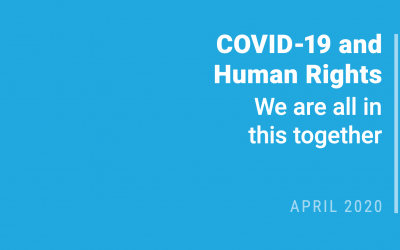 UN Policy Brief: COVID-19 and Human Rights
