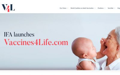 IFA Launches New Vaccines4Life Website