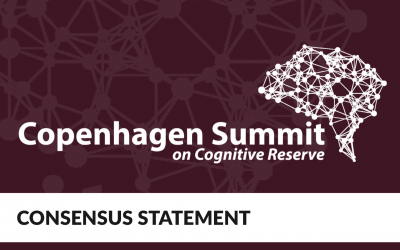 Press Release: Consensus Statement Highlights Necessary Factors to Boost Cognitive Reserve