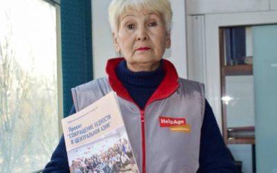Zinaida Lebedeva, 70, Kyrgyzstan