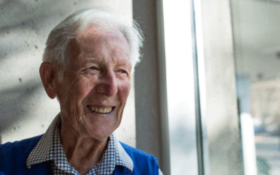 Heroes of the Pandemic: From prisoner of war to prisoner of COVID-19 for 99-year-old veteran