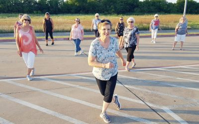 Dancing Queen: Greenville's Malone using background in dance to teach others