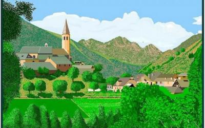 Concha García Zaera creates stunning artwork in Microsoft Paint