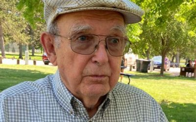 This 89-year-old Nebraska man has donated his platelets over 700 times