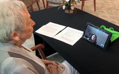 Senior citizens share best advice for graduating seniors amid COVID-19