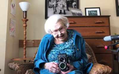 How 100-year-old photographer Thelma Pepper captured the extraordinary in the 'ordinary women' of Saskatchewan