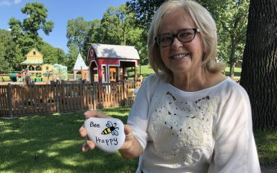Willmar Rocks: Hand-painted rocks give joy and inspiration