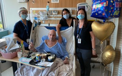 'It's amazing': Toronto man recovering after 104 days in ICU with COVID-19
