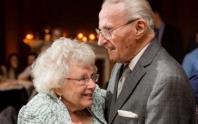 Husband Celebrates 67th Anniversary Outside Wife's Nursing Home Due to COVID-19 Concerns