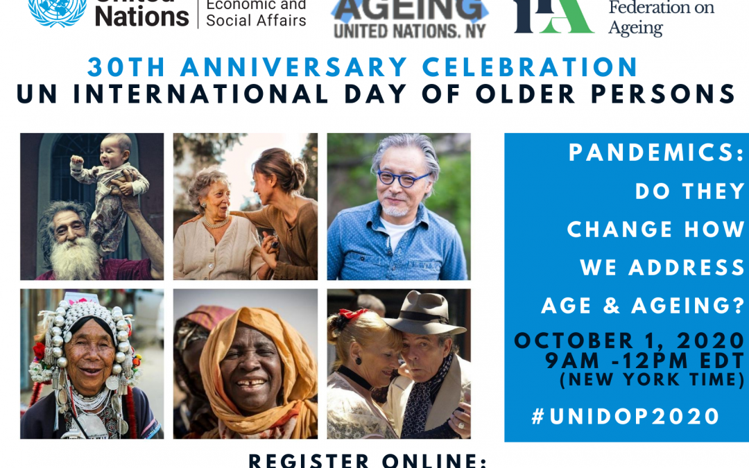 United Nations International Day of Older Persons