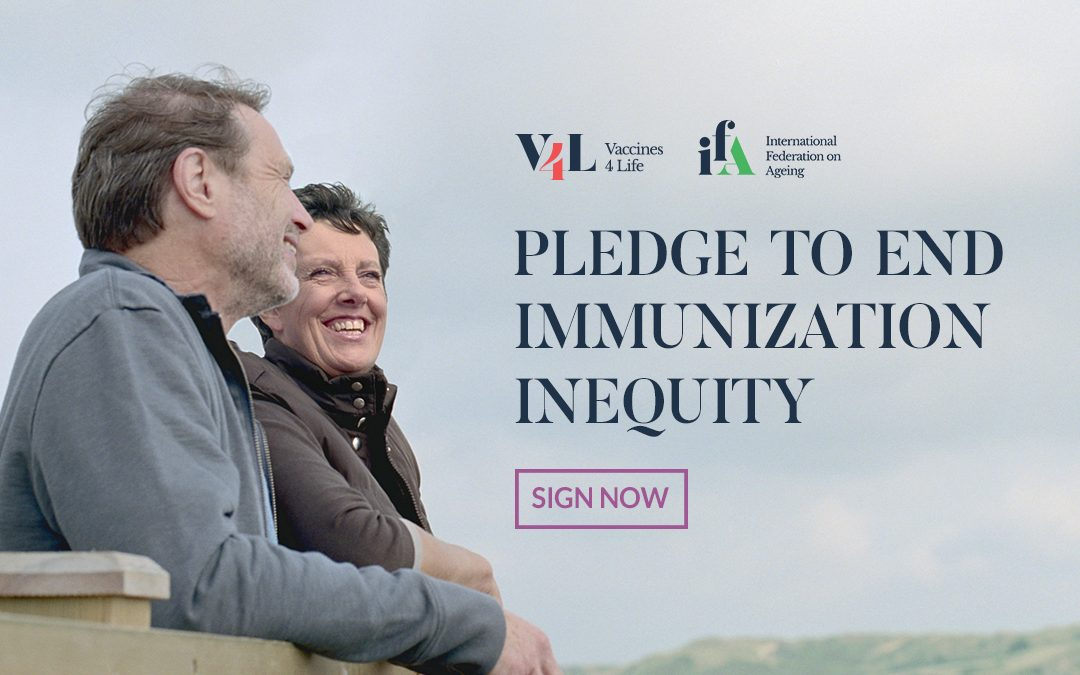 Sign the Pledge to End Immunization Inequity