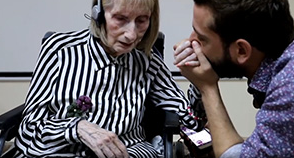 Ballet Dancer With Alzheimer's Listens To 'Swan Lake' And Remembers Choreography