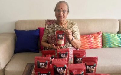 At 79, Mumbai Woman Uses Secret Recipe to Start Chai Masala Business from Home