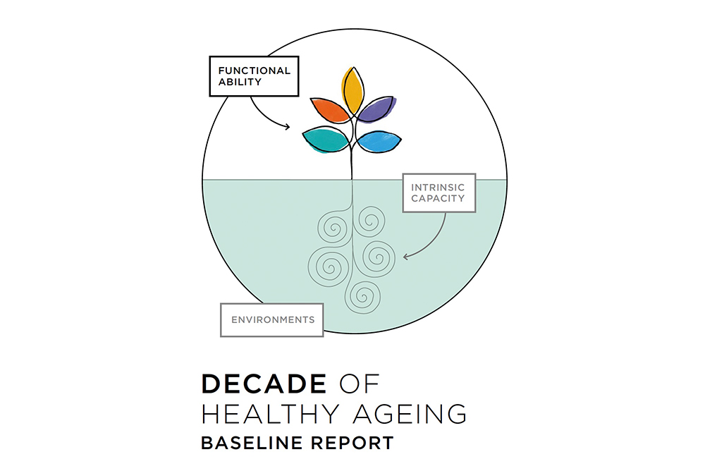 World Health Organization launches Baseline Report for the Decade of Healthy Ageing