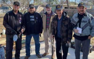 Community Pulls Together to Restore House so 94-Year-old WWII Vet Can Go Home