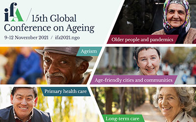 Press Release: COVID-19 Exposing a Wider Ageism Pandemic
